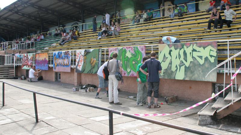 VA, 2005. Gulbene town festival