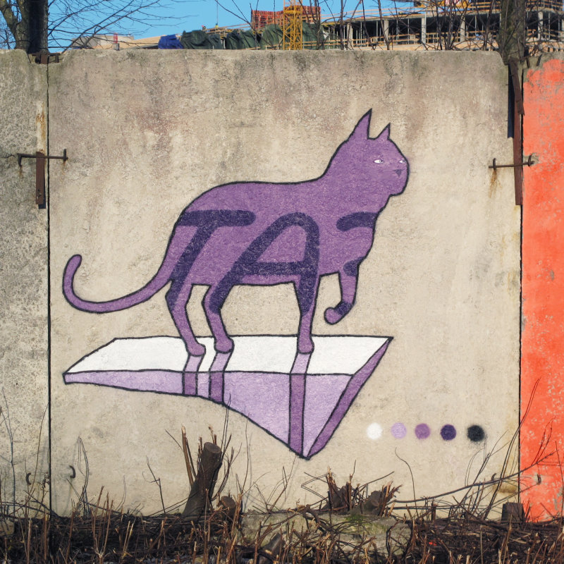 TA3, 2012 – Cat